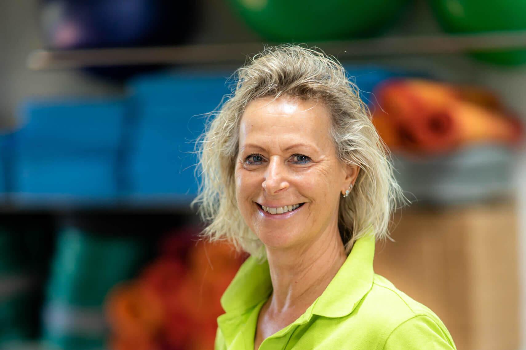 Sylvia Hammann